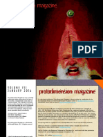 Protodimension Mag No 24 January 2016