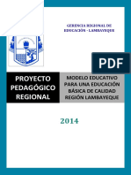 proyectopedaggicoregional Lambayeque