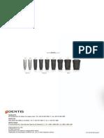 Dentis - OneQ Catalogue