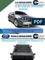 Hermanacion de Dodge Jeep Chrysler Ecu Siemens
