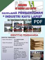 Andalalin Karya Alam Banten