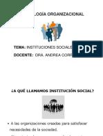 Institucion Social