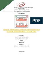 Actividad de Responsabilidad Social i Unidad Kristell Jacinto Ponce