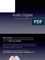 Audio Digital I PDF