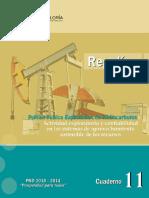 Política Publica Exploracion de Hidrocarburos