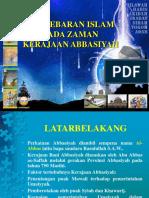 Penyebaran Islam Kerajaan Abbasiyah