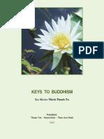 Keys to Buddhism