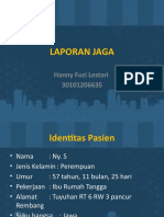 1.1 Laporan Jaga Hanny Fuzi - Hidronefrosis