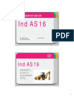IndAS16 PropertyPlant&Equipment