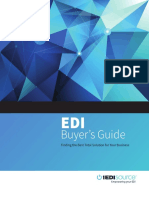 EDI Buyers Guide 2017