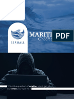 Maritime Cybersecurity Brochure