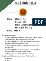 Remidi Indonesia