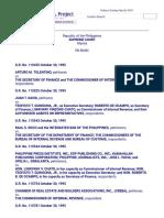 Tolentino vs Sec. of Finance, G.R. No. 115455
