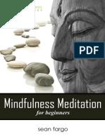 Mindful Meditation for Beginners eBook Final