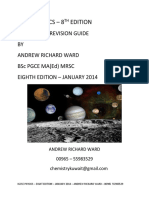 IGCSE PHYSICS - Revision Guide - Andrew Richard Ward - 2014