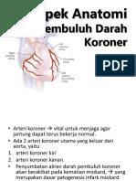 Aspek Anatomi Pembuluh Darah Koroner