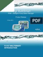 Flygt MultiSmart - Release Presentation