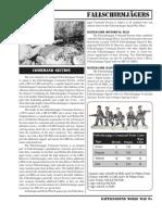BGWWII FJ Command Section Sheet