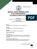Modul Pembelajar TUNAGRAHITA