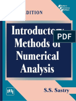 S.S. Sastry-Introductory Methods of Numerical Analysis-PHI Learning Pvt Ltd (2012)