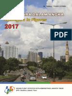 Kecamatan Jatinegara Dalam Angka 2017