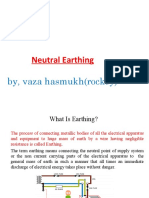 Neutral Earthing