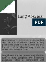 ppt abses paru