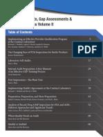 Conducting Audits Gap Assessments Volume II