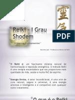 Reiki – I Grau
