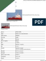 Scheepvaartwest - Sten Hidra - IMO 9358931