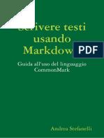 Scrivere testi usando Markdown