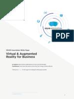 VRARA Enterprise White Paper April 2018