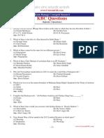 KBC 6 Questions