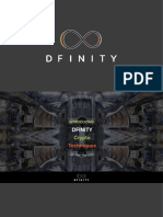 Dfinity Cryptographic Techniques