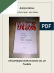 Antonio Aleixo