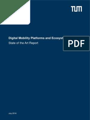 Platform Business Models | Business Model | Information