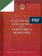 Vasile Cotiuga Locuintele Eneolitice de Pe Teritoriul Romaniei
