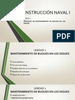 Unidad 2 Mantenimento Naval 1