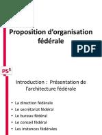 Présentation Architecture Fédérale