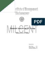 ITC Group LTD- Final Report