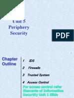 u 5 Periphery Security