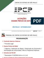 Licitações Edital de Licitação - Capital (22.09.17)