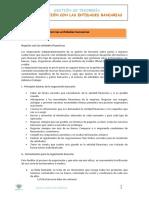 7.- Negociación Con Las Entidades Bancarias-E