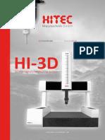 Hitec - Katalog CMM 2018 EN