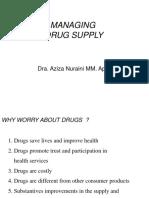 Managing Drug Suply 2017.Ppt AZIZAH