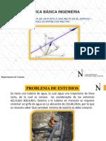 Sesión8_Ditancia de un punto a una recta en el espacio - ángulo entre dos rectas.pptx