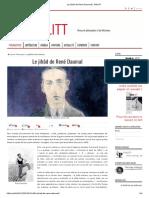Le Jihâd de René Daumal _ PHILITT