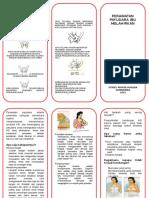 Leaflet Perawatan Payudara Busui