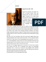 Sigmun Frued-Psikoanalisa