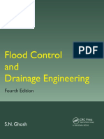 Flood Control and Drainage Engineering S. N. Ghosh